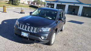 2014 Jeep Compass High Altitude SUV, Crossover