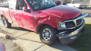 REPAIRABLE WHOLE TRUCK FOR SALE 2003 F150 7700XLT FULLY LOADED