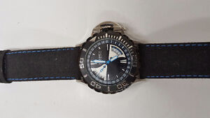 Men's Heurex Italy Black Sea watch