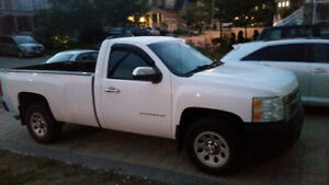 2010 silverado mint condition low km  Need gone asap.