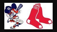 Tigers vs Red Socks, Saturday Aug 8th at 7:08.