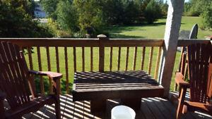 Cedar Deck Railing and decking Material