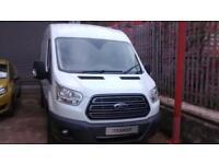 Ford Transit 2.0TDCi (130PS) RWD 350 L2 H2 MWB Trend Van