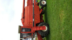 8700 combine selling at Mitchells auction Sat. Oct 22