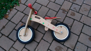 Push bike, perfect for 2 year old