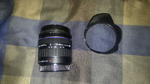 Olympus Zuiko Digital 14-42mm 1:3.5-5.6 ED