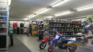 Starting to ride dirtbikes and ATVs? Get started here!