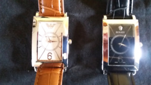 Men's Rectangular Watch's
