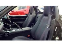 2018 Mazda MX-5 RF 1.5 Sport Nav 2dr Manual Petrol Convertible