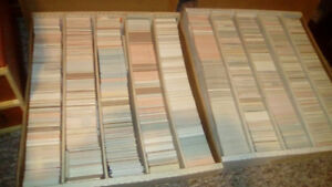 HUGE Lot of Hockey Cards! <17,000