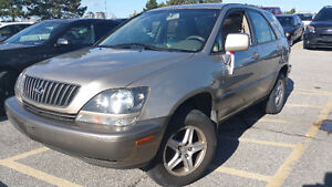 1999 Lexus RX Rx300 ( Powerful winter all wheel drive)