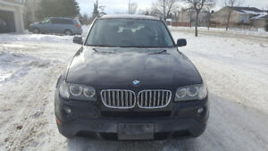 2008 BMW X3 3.0SI SUV For Sale OBO