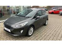 2019 Ford Fiesta TITANIUM 1.0 ECOBOOST 125ps 5dr Manual Hatchback Petrol Manual