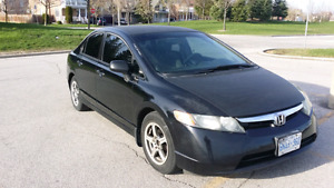 2006 Honda Civic Auto Certified