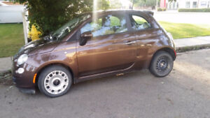 2013 Fiat 500 Hatchback GREAT FOR STUDENTS!!