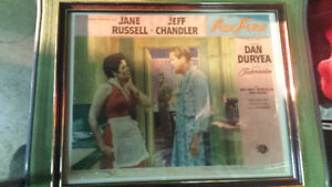 Original theater poster. Rare