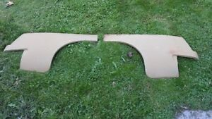 MGB OR GT REAR LOW PANELS