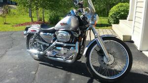 Harley Sportster XL1200cc