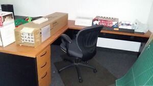 Teknion Systems Furniture - 5 Cubicles/Stations Kitchener / Waterloo Kitchener Area image 2