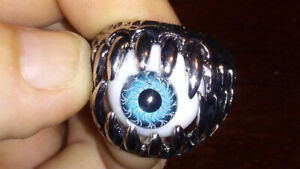 Very cool size 11 stainless steel ring 100% NEW