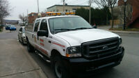 Ford F-250 2002 Crew-cab, Tail gate