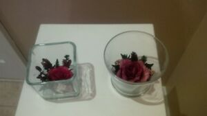 Preserved Single Rose Arrangement