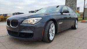 2012 BMW 750i X-Drive - Extremely quick luxury!