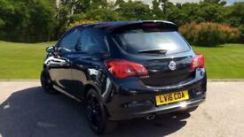 2016 Vauxhall Corsa 1.0T ecoFLEX Limited Edition 3dr Petrol Hatchback Hatchback