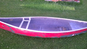 Looking for an old fiberglass canoe cheap or FREE!!