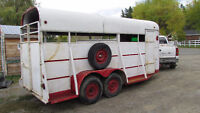 4 Horse Trailer for sale