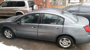 2004 Saturn ION - Winter ready! Great deal!