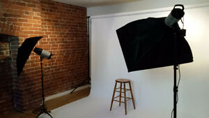 Photography Studio for Rent in Downtown Halifax