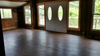 LOVLEY 3 BEDROOM HOME 1K SOUTH OF PARRY SOUND