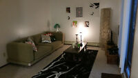 Broadway/University 2 bed Nov. small dog permitted