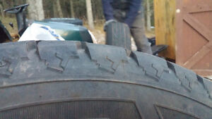 GoodYear Nordic tires