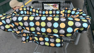 Evenflo Grocery Cart /High Chair Cover