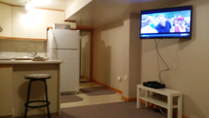 Bachelor Basement apartment Near Square One in Mississauga