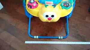 Quality Fisher Price Bee Jumper w/ sight & sound  functions London Ontario image 4