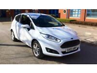 2015 Ford Fiesta 1.25 82 Zetec with Bluetooth a Manual Petrol Hatchback