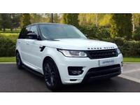 2017 Land Rover Range Rover Sport 3.0 SDV6 (306) Autobiography D Automatic Diese
