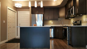 2 Bed/2 Bath with In-suite Laundry and Underground Parking