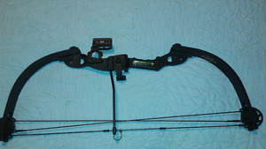 Beginner compound bow......up to 20 lb
