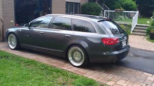 Audi a6 wagon S-Line , 2007, V6 3.2 fsi