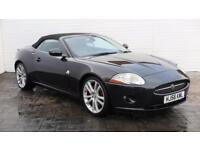 2006 Jaguar XK 2006 56 Jaguar XK 4.2 V8 Auto 2 Door Convertible New Model Petrol