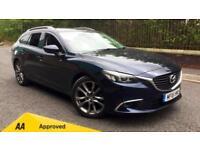 2016 Mazda 6 2.0 Sport Nav 5dr Manual Petrol Estate