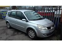2007 Renault Grand Scenic 1.5dCi ( 7seater ) ( P.X Spares Repairs only )