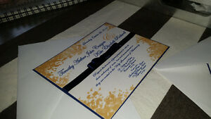 Wedding Invitations and Stationary Packages Kingston Kingston Area image 4