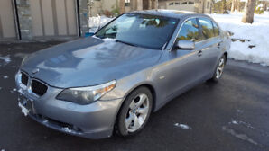 2004 BMW 530i only 122,000kms