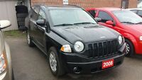 2008 jeep compass suv Safety+e-test included