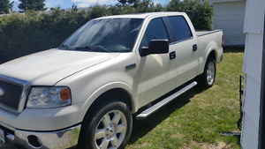 2007 Ford F-150 lariat SuperCrew 4 door Pickup Truck